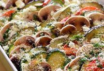 Mâncare cu legume