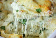 Food Bloggers' Pasta Mains (Vegetarian and Vegan)