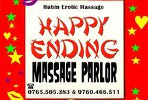 HappyEnding Massage Rubin