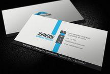 Business Card Design Inspir8tions