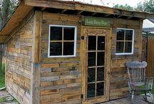 pallet sheds