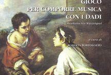 Musikalisches Würfelspiel / Musica e Fisica, Mozart. http://www.df.unipi.it/~giudici/dadi.pdf