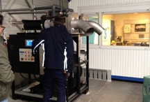 ICS Dry ice production / High density foodgrade dry ice for all our customers in the BeNeLux