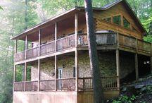 Boone Log Cabin Rentals