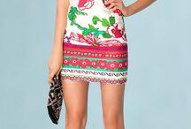 Halebob / #resortclothing #resortwear #womanfashion #colorful #printed #printeddresses #brightcolor #strongprint #resort #beachwear #beach