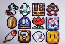 Nintendo Iron beads