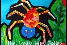 Classroom Spiders / by Sue Schueller
