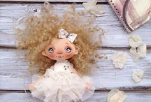 Открытки с куколкой