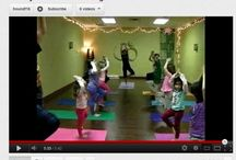 Children's Yoga Class Ideas