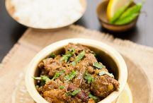 Indian Food Nirvana / Some beautiful images of Indian food. / by EasyIndian