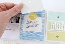Travel Journal Flip Cards