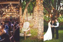 Casamento no Campo ♥ / Quer fazer um casamento no campo e procura inspirações e ideias de como criar uma decoração e uma recepção incrível?! Confira aqui várias ideias incríveis!