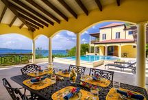"""British Virgin Islands / Known as """"the land that time forgot,"""" the British Virgin Islands remains an undeveloped haven for natural treasures; you wont find high-rise hotels, casinos or crowds here."""