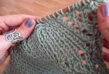 Video návody pletení ponožky