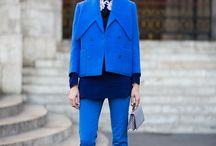 All blue - Inspo