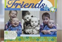 Scrapbooking!  / by Kathy Smith