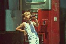 Coca-Cola / by Su Stafford