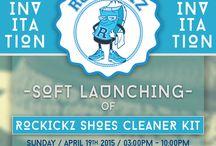 It's All About Rockickz / For Dry clean your shoes, bag, cap and recoloring Store: Jakarta Selatan - Jalan cipaku 1 Pasar santa Blok A.L00 BKS 33-35            Jakarta Barat - Jalan Tanjung duren barat 1 no 11 (Locoshop) Contact Person: +6287778481901 Indonesia - Jakarta