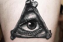 Tattoo olho