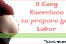 Prenatal Fitness & Nutrition