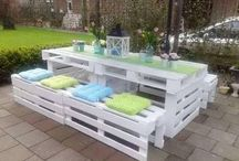 Tables de Salons de jardin