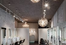 Inspirations : Beauty Salon