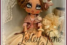 Lesley Jane Dolls