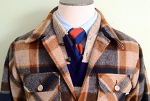 Vintage for man / Vintage speciaal voor mannen die houden van een stoere originele look. Met ruwe materialen zoals wol, leder en katoen. Ideaal te combineren met een hipster of Rockabilly stijl. Kijk ook op www.manlyvintage.nl.