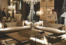 Living Room / by Blair Prewitt