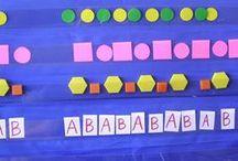 Kindergarten / Ideas for my classroom / by Alicia Maust