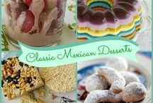 mexican desserts / by Christine Werner