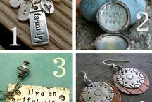 jewelry-all shapes and types