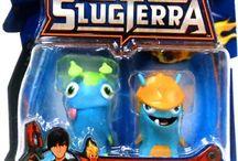 SlugTerra / by Morgan E. Thompson