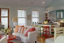 Cottage Ideas / by Kristin Beran Krupp