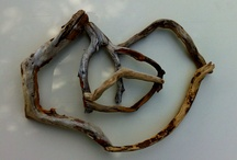 Driftwood Hearts / DoctorDriftwood.com is the premier resource for driftwood creations.  I am an artist who loves to create and hike.  My journey takes me along the surf and sea, across mountain rivers.  While I hike, I find and personally hand-pick rich indigenous pieces,   found in Mother Nature for their beauty, uniqueness and orginality. Follow me at Facebook/DoctorDriftwood and Pinterest/DoctorDriftwood.  Look for me on Flickr/DoctorDriftwood.  Visit DoctorDriftwood.com for sales and info.   / by Doctor Driftwood