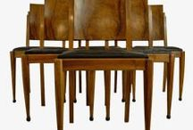 Chaise / Art deco