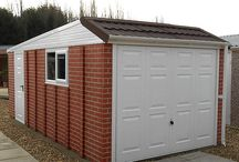 Concrete Garages & Sheds / All buildings concrete!!