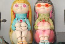 Seventies ceramics....