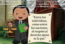 Libro  Benito Juárez