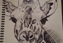 Art by Louisa Bartolone / Drawings