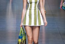 Spring 2013 Milan/Paris Fashion Week