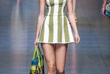 Spring 2013 Milan/Paris Fashion Week
