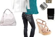My Style / clothes, hair, makeup that I LOVE! / by Lisa Hale