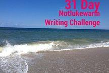 31 Days of Writing