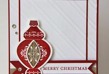 Christmas / Christmas cards and other crafts / by Melanie Heurter
