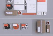 Branding n logo / identity branding visual