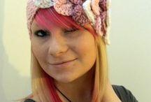 Crochet Earwarmers and Beanies / by Crissy Hayden