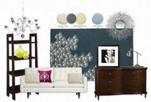 MOOD BOARDS - Interior Design / mood boards, #InteriorDesign sofas, rugs, paint, accents #InteriorDesign. Interior Design by Jil Sonia McDonald of Jil Sonia Interiors, Chilliwack, BC V4Z 1K7 https://www.jilsoniainteriors.com/