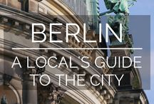 Berlin | GERMANY / Tips and ideas of how to see and explore my all-time favourite city Berlin.