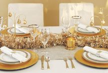 NEW YEAR'S EVE / Fun and festive food and decorating ideas for New Year's Eve